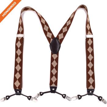 Mens Suspenders Y Style 1.4