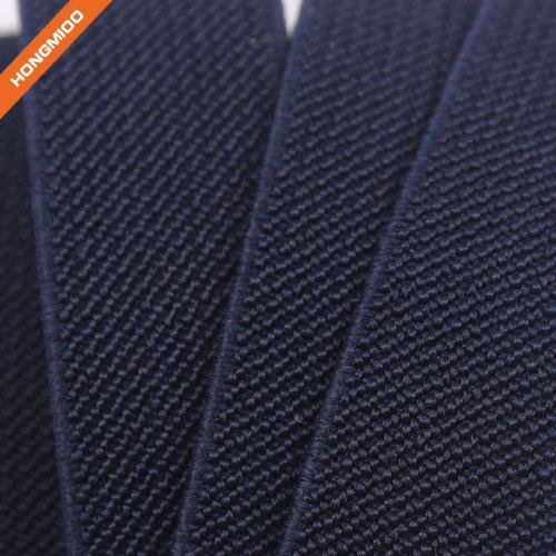 Slim No Cross Mens Adjustable Metal Clips Suspender Handmade Durable Shirt Stays
