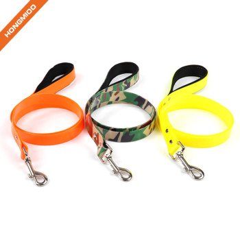 Luxury Multiple Color TPU Material Dog Leash