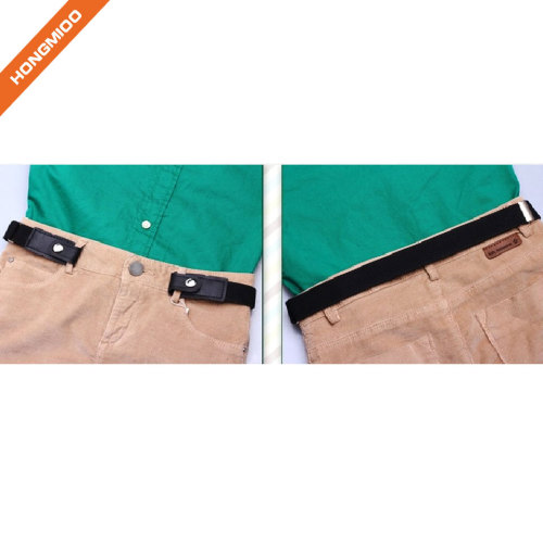 No Buckle Stretch Belt for Child Boys And Girls Buckle Free Kids Belt