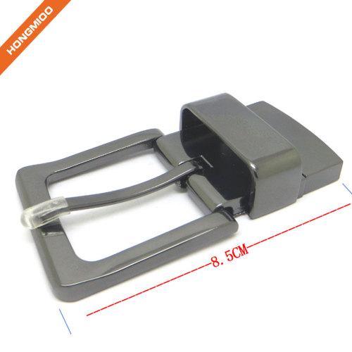 Reversible Prong Belt Buckles For Mens Belt Straps