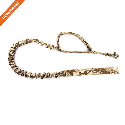 Luxury Nylon Military Tactical Dog Leash
