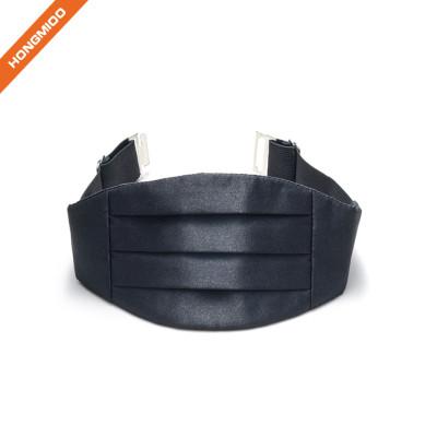 Hongmioo Pu Material Decoration Boys Wide Waist Belt