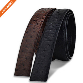 Leisure Soft Touch Animal Pattern Full Grain Leather Strap