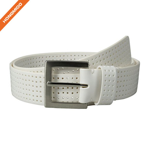 Outdoor Golf Hollow Out Silicone Belt