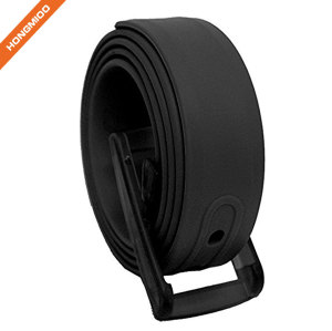 Easy Wash Silicone Belt for Men for Outdoor Dress