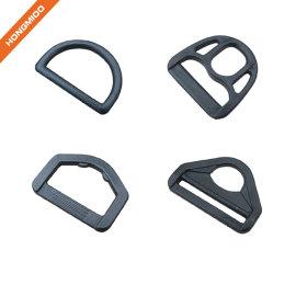 Simple Design Men Casual Fabric Belt Plastic Buckle
