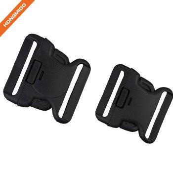 Hongmioo 50/60mm Belt Three Ways Plastic Buckle For Men