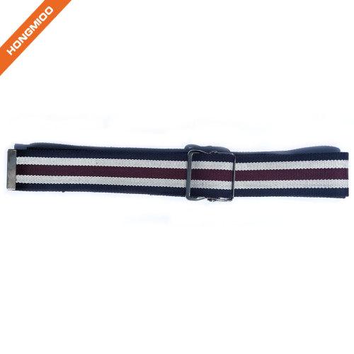 Metal Buckle Belts Wide Fabric Medical Cotton Gait Belt