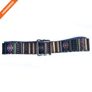 Medical Cotton Gait Belt With Metal Buckle Customized Belt