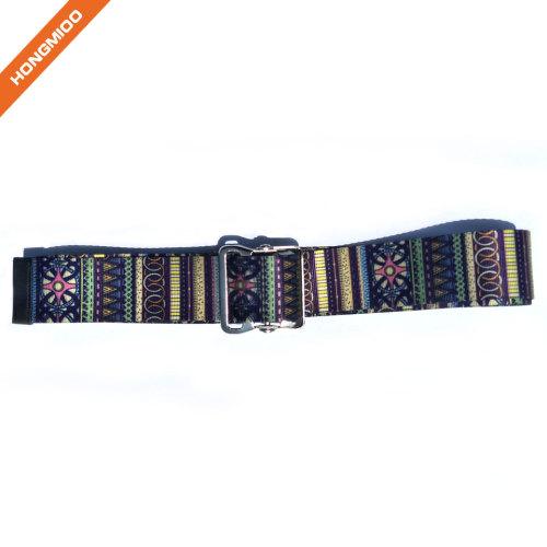 Medical Cotton Gait Belt With Metal Buckle Customized Belt