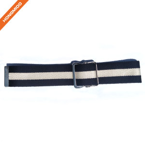 First Aid Walking Gait Belt Patient Transfer With Wide Metal Buckle