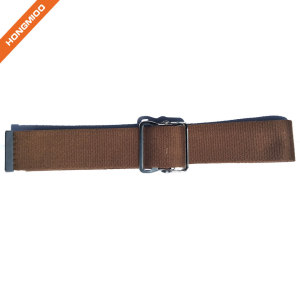 Essential Medical Supply Cotton Gait Belt With Plastic Quick Release Buckle