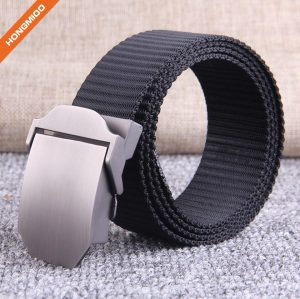 Multiple Color Men's Canvas Belt