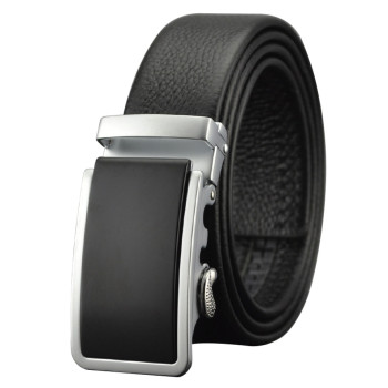 Simple Design Square Automatic Buckle Belt Men From China