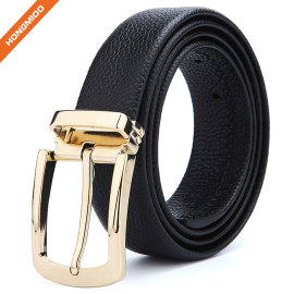 Wholesale Formal Reversible Buckle Jeans Belt Men