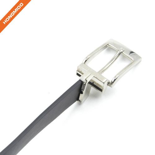Hongmioo Pu Double-side Rotated Buckle Men Belt