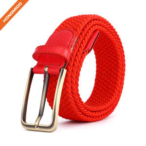 Coated Technics and High Tenacity Eco-Friendly Feature Military Cotton Nylon Webbing Belt