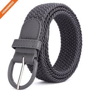 Canvas Web Belt Military Style Soft Wear Sports Leisure Webbing Belt