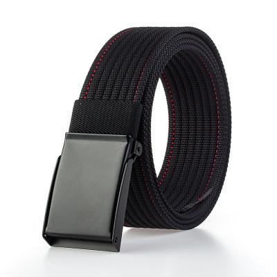 Outdoor Nylon Belt Leisure Belt For Student Fabric Belt