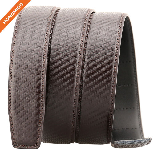 Hongmioo Men's Waist Casual Genuine Split Leather Belt Strap without the Buckle