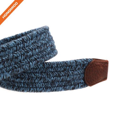 Hongmioo Pin Buckle Polyester Elastic Stretch Belt
