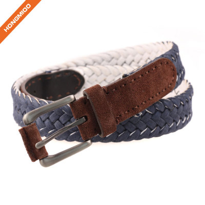 Hongmioo Pin Buckle Polyester Belt Made by Wax Rope