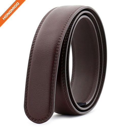 Genuine Full Grain Vintage Distressed Leather Belt Strap