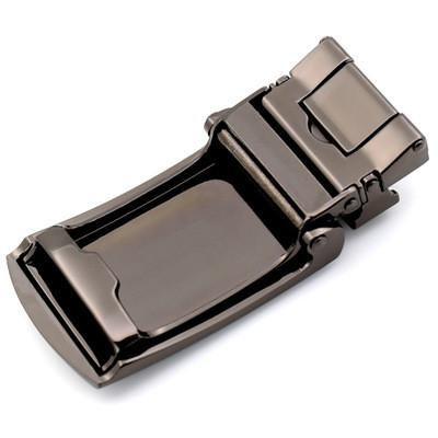 Genuine Leather Ratchet Belt's Buckle For 3.5CM Men Belt