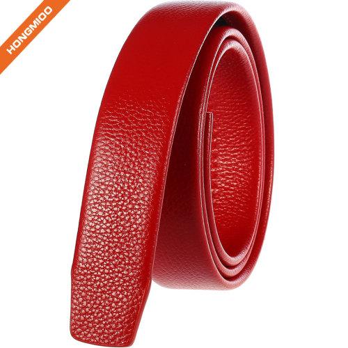 Hongmioo Mens Custom Ratchet Full Grain Leather Blt Straps
