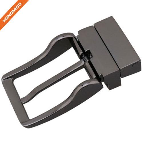 Nickel Free Reversible Clamp Belt Buckle