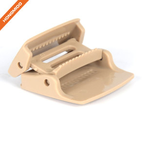 3.8CM Plastic Flat Belt Buckle for Unisex