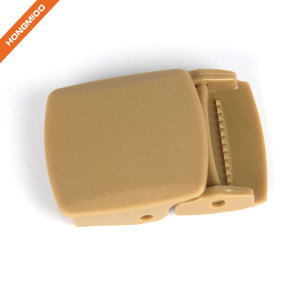 Ykk Turnlock Custom Plastic Buckle for Belt
