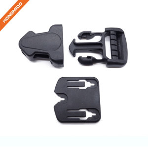 Plastic Allergy Free Side Release Belt Buckle for Replacement
