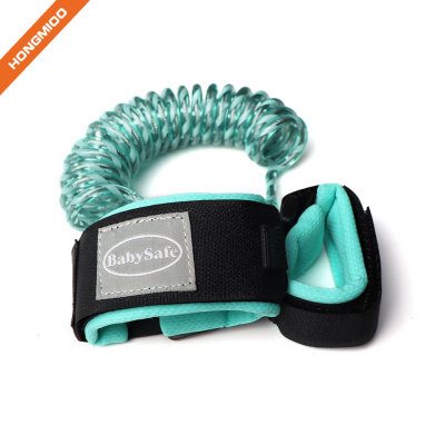 Baby Child Anti Lost Safety Wrist Link Harness Strap Rope Leash Walking Hand Belt for Toddlers