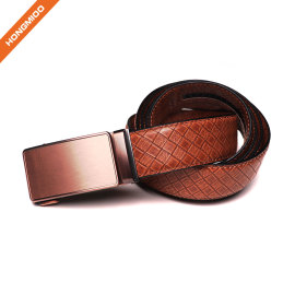 Italian Calfskin Leather Designer Golf and Dress Belt For Men
