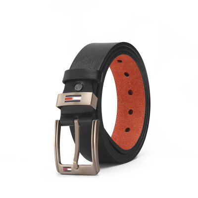 Men's Classical 1.5 Inch Wide microfiber Leather Formal Casual Belt