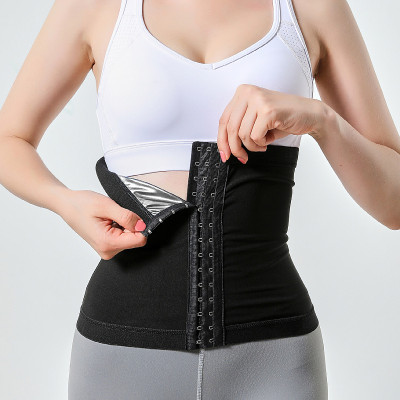 Unisex Waist Trainer Waist Trimmer Belt Sweat Sauna Body Shaper Slim Corset