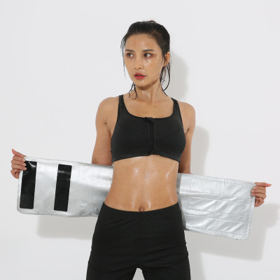 Waist Trainer for Women Men Waist Trimmer Belt Sweat Wrap with Sauna Suit Effect Workout Body Shaper Sports Girdles