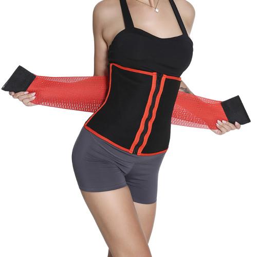 Waist Trainer Trimmer for Women Waist Sauna Suit Band Body Shaper Sports Workout Fitness Belt for Men