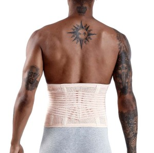 Men Waist Trainer Trimmer for Weigh Loss Belly Burner Tummy Control Slimming Shapewear