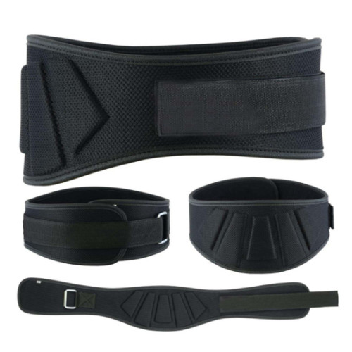 Hongmioo Weight Lifting Belt for Men Women EVA Fabric Gym Squat Powerlifting Workout Heavy Duty Strength Training Equipment 6 Colors
