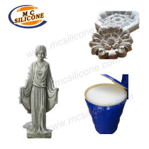 rtv2 liquid silicone for Wax Casting