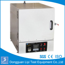 High temperature industrial muffle furnace