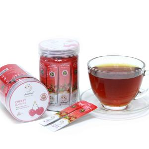 Sweet Aroma Cherry Black Tea Drink