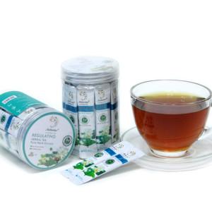 Caffeine-free Chinese Herbal Tea Extract