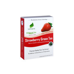 Instant Strawberry Green Tea Extract