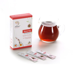 High Quality English Breakfast Black Tea Extract with Crystal Powder Form
