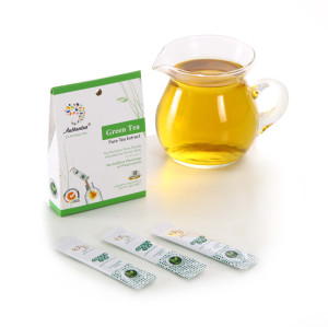 100% Organic Raw Green Tea Leaves Extract
