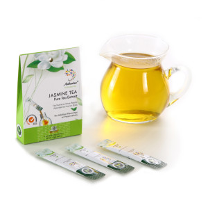 Jasmine Flower Instant Green Tea